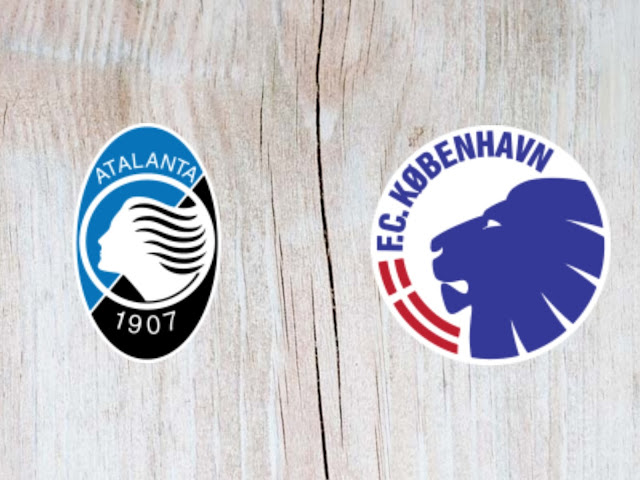 Atalanta vs FC Copenhagen - Highlights - 23 August 2018