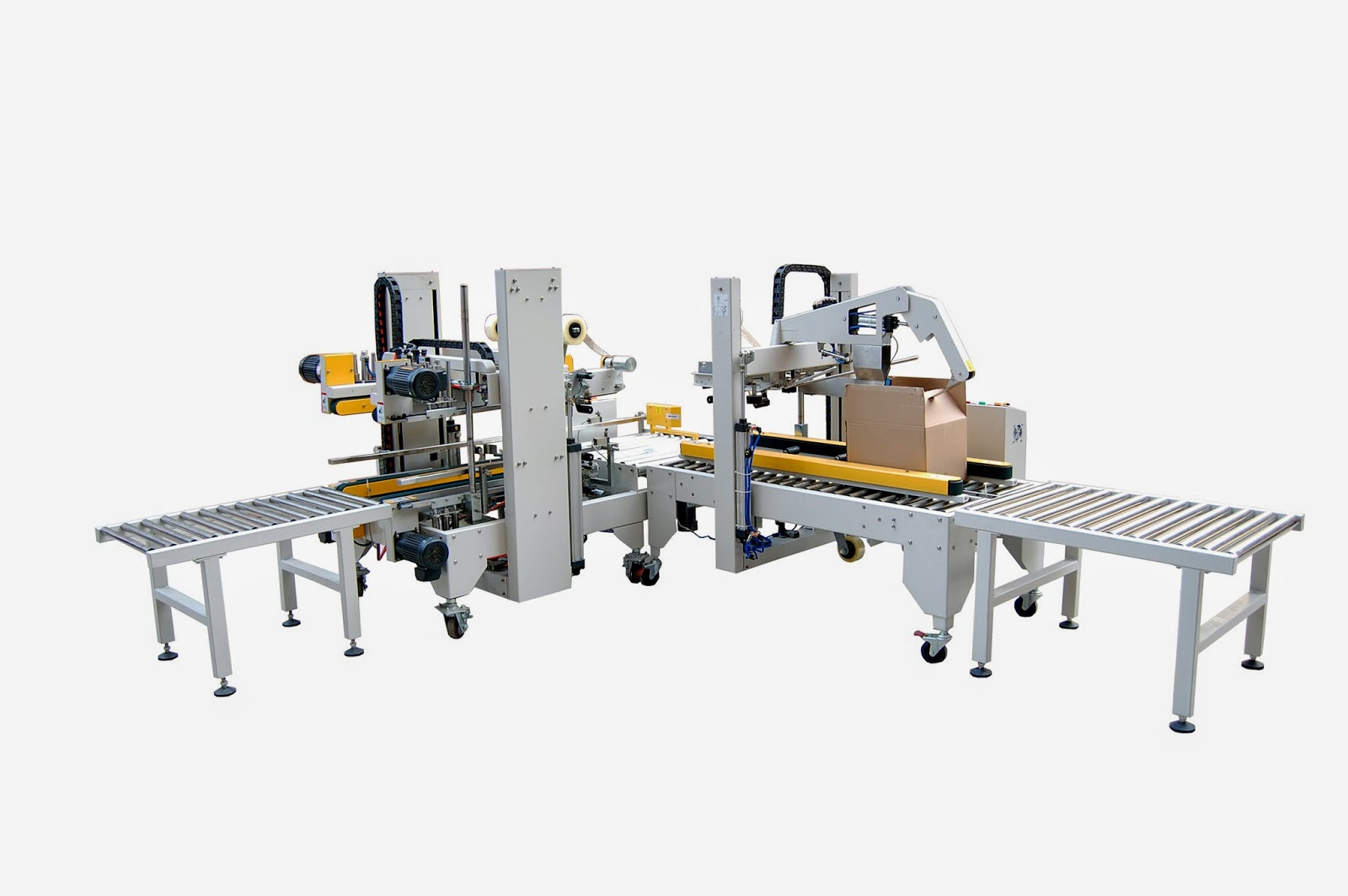 box sealing machinery automatic