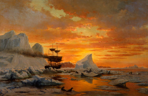 Arctic exploration - William Bradford