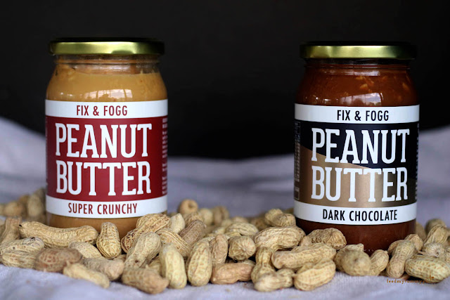 Fix and Fogg Peanut Butter Available in the Philppines