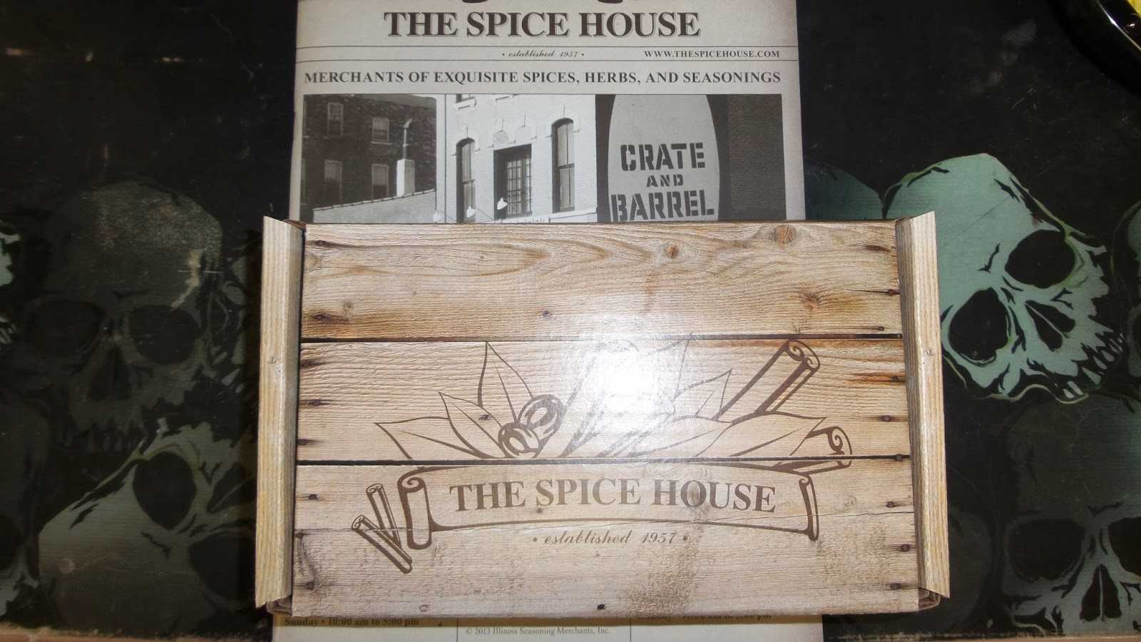 A Lucky Ladybug: Spice House Baker's Products Review and