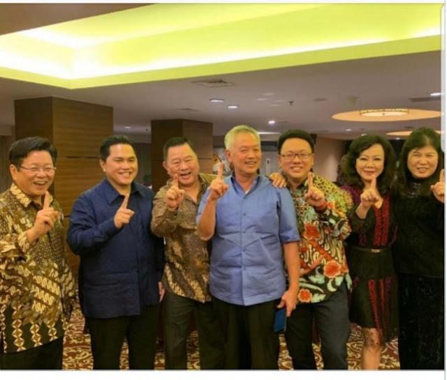 Dukungan Tomy Winata Bisa Gerus Elektabilitas Jokowi