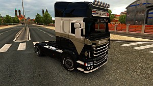 A&S Cargo skin for Scania RJL