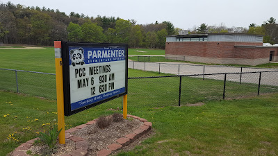 Parmenter PCC meets this week in the morning and next week in the evening