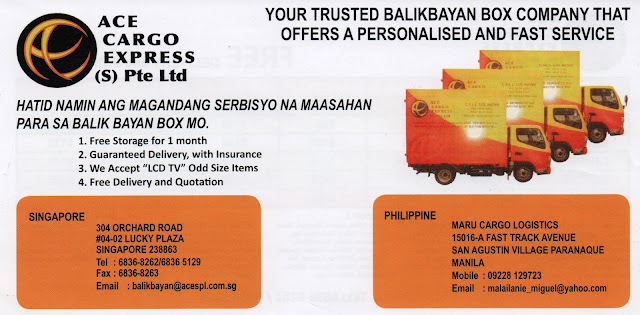 Door to door Balikbayan Boxes to the Philippines. Forex Cargo UK Company History. Incorporated in the UK and registered with Companies House in August as FOREX CARGO UK Co. Ltd.