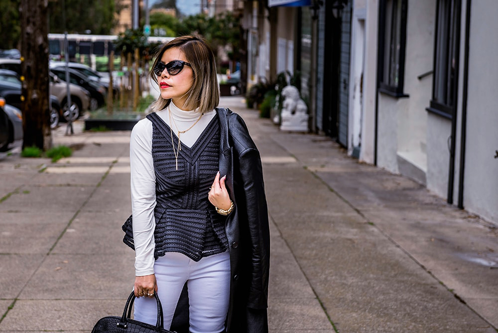 Crystal Phuong- Fashion Blogger- Street style in San Francisco