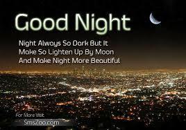 night always so dark  funny