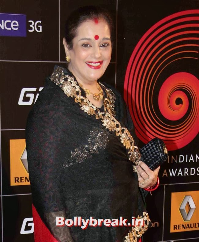 Poonam Sinha, Global Indian Music Awards 2014 Pics