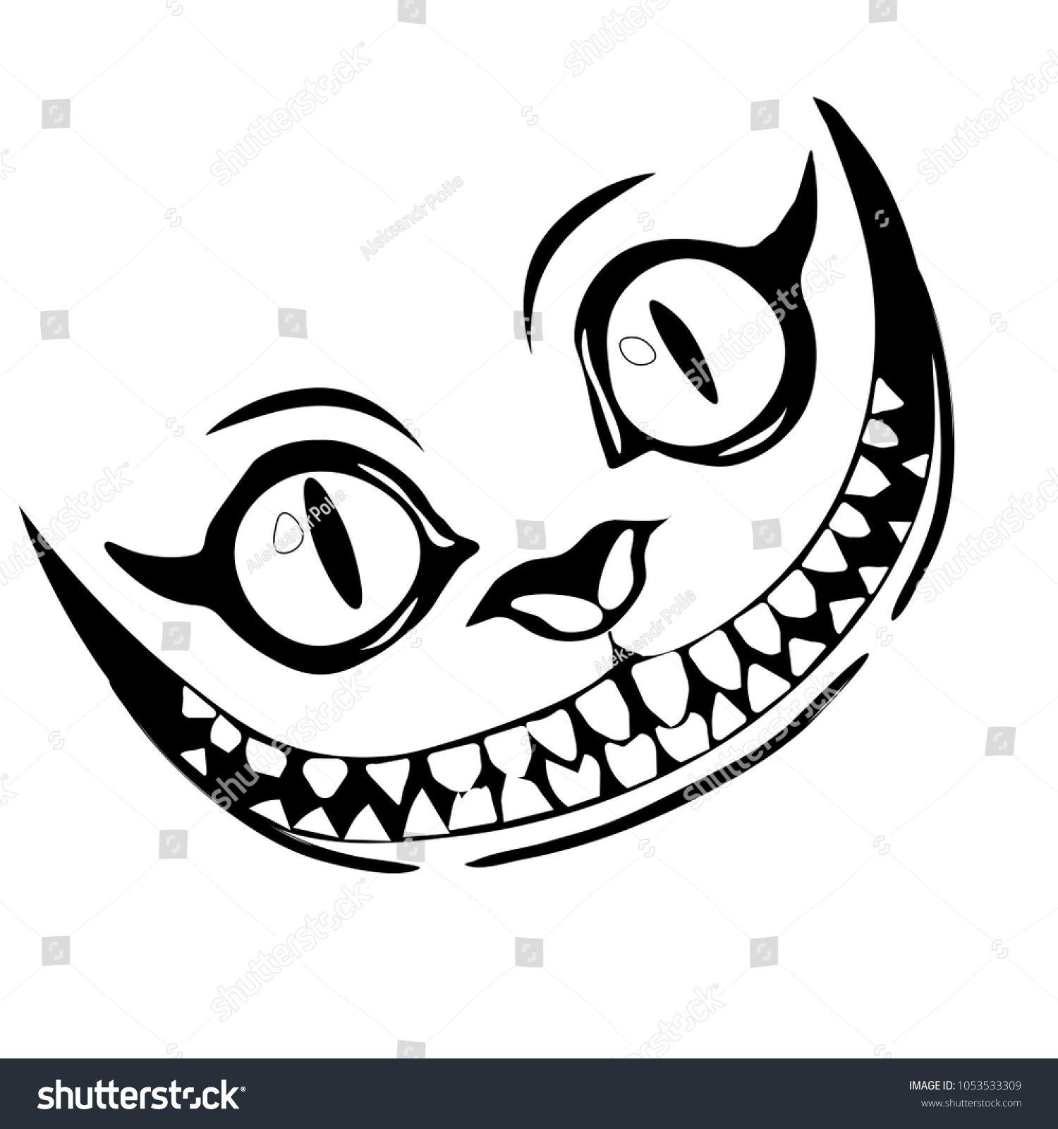 Cheshire Cat Tattoos Designs Best Tattoo Ideas