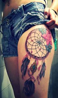 Tatuajes En La Pierna Para Mujeres Y Su Significado Tatuajes Para