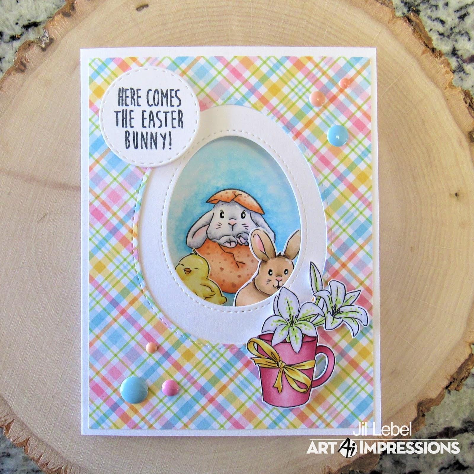 Sweet Easter Cards - STAMPYRA