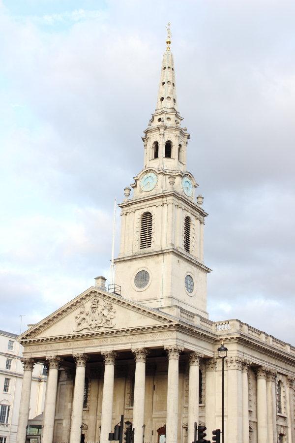 London Traveldiary, Kensington Palace, 6 Tage London, London Tipps, London Sehenswürdigkeiten, Westend London, Kirchen London