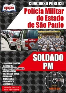 Apostila Concurso PMSP Soldado
