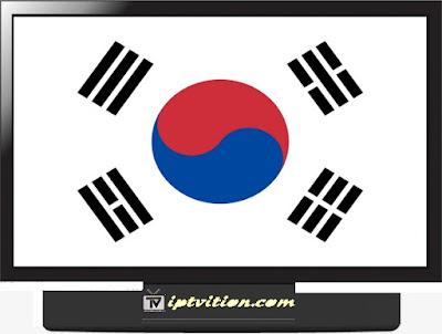 korea iptv;iptv korean free m3u