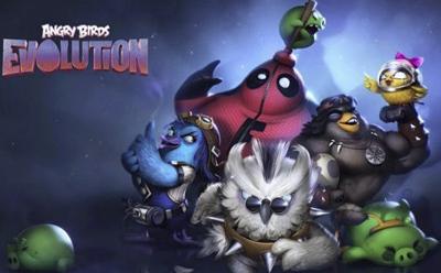 Angry Birds Evolution Mod Apk + Data v1.17.0 God Mode Damage Terbaru