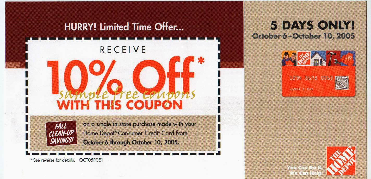 Home Depot Paint Coupons Printable Covid Outbreak