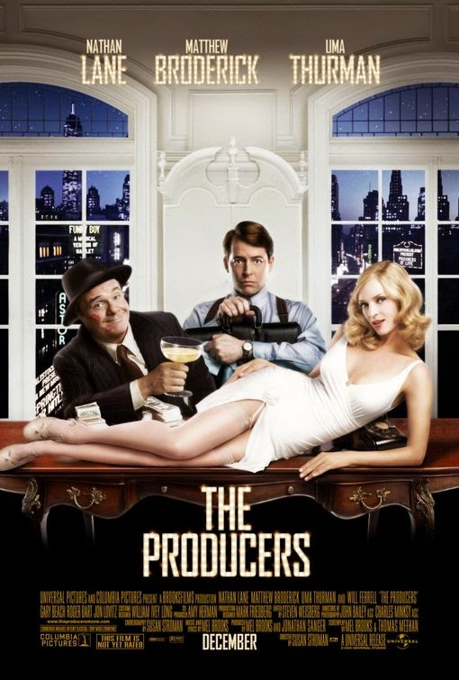 The Producers movie poster
