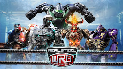 Real Steel World Robot Boxing Apk v28.28.769 (Mod Money/Ad-Free)