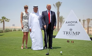 El golf es unos de los deportes que juegan los millonarios