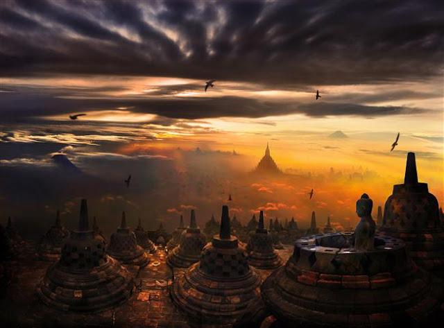 Borobudur Candi