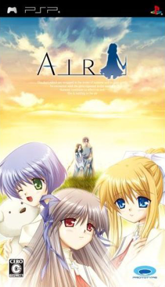 Air - PSP - ISO Download