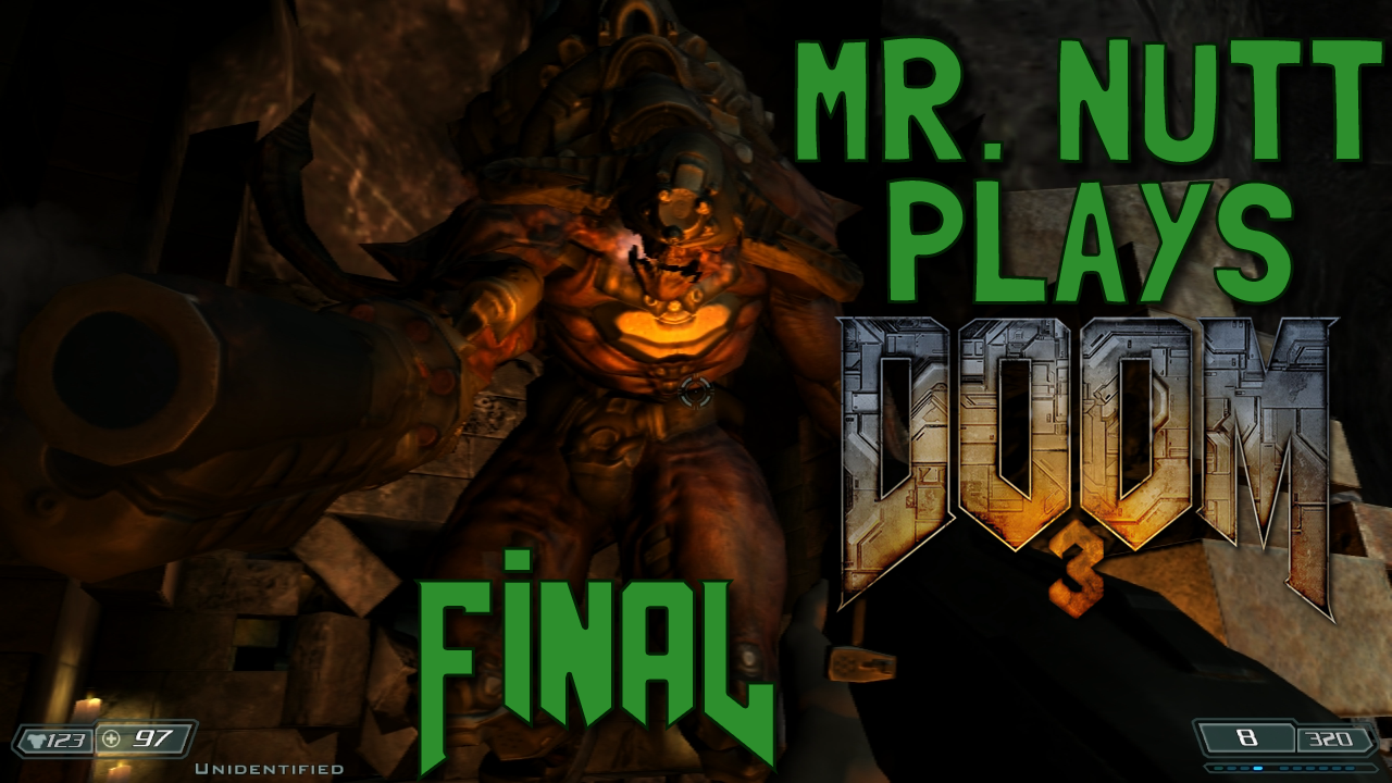 Mr  Nutt's Blog of Stuff: Let's Play: Doom 3: BFG Edition Part 22