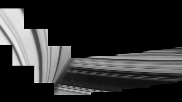"""La NASA revela """"numerosas sorpresas"""" sobre los anillos de Saturno"""