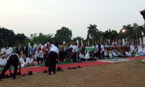 Idul Adha, Jokowi: Mari Sedikit-Sedikit Bantu Lombok