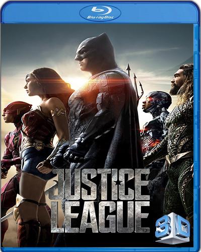 Justice League [2017] [BD50] [Latino] [3D]