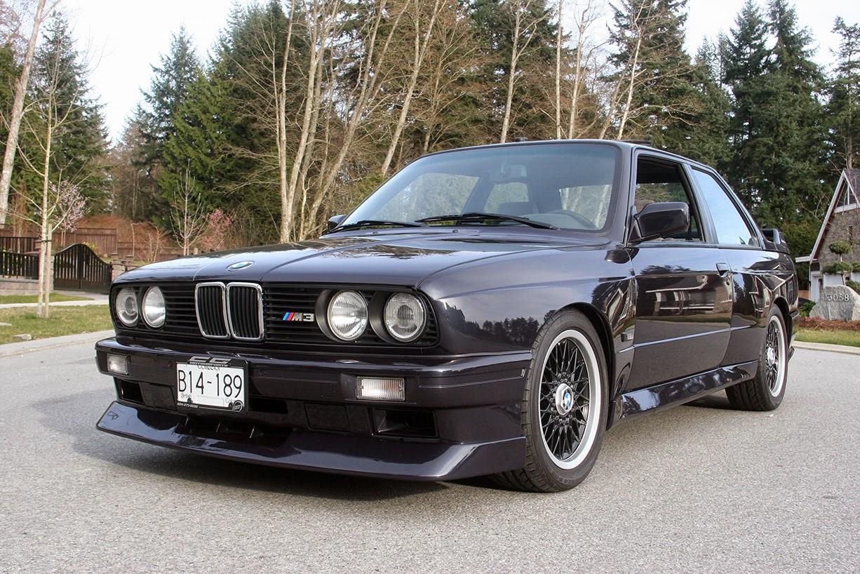1988 BMW M3 EVO II E30 For sale in Canada US$100,000