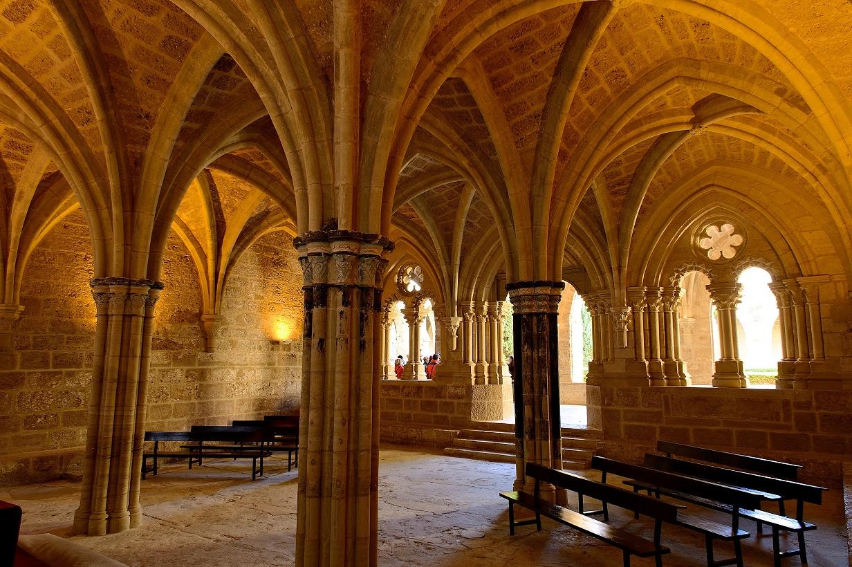 gotico monasterio piedra