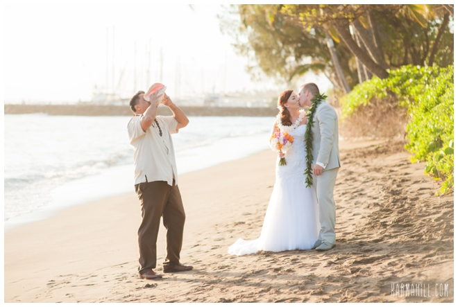 Maui Elopement Photography