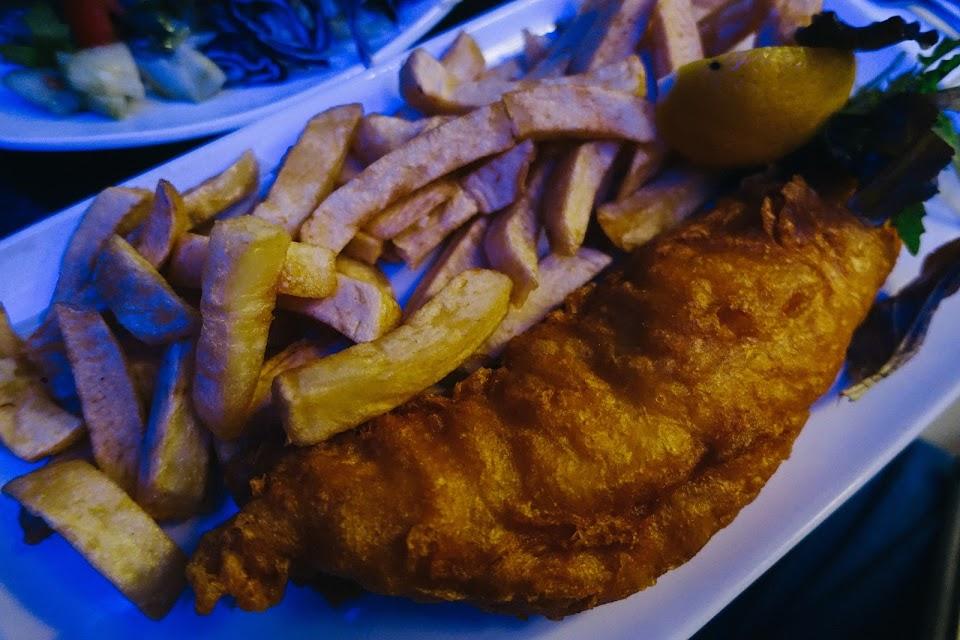 ギグズ・フイッシュ&チップス(Gigs Fish & Chips)