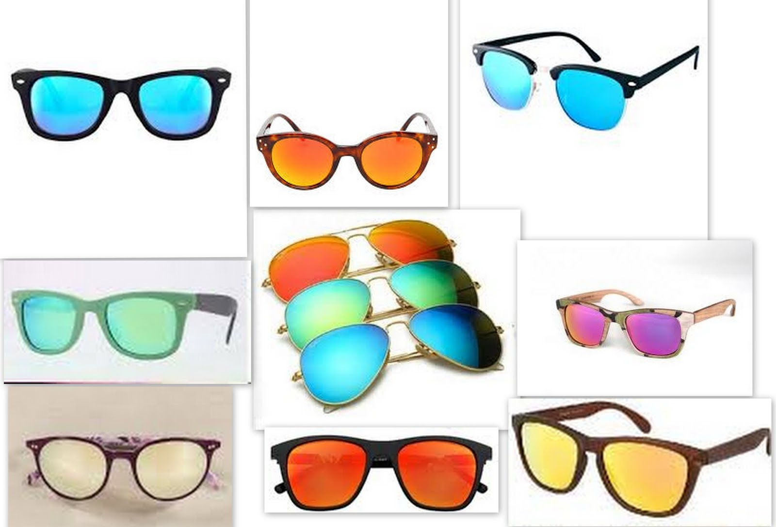 df0e6a3d89b39 Occhiali A Specchio Colorati Oakley