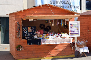 FOTO: Produse traditionale expuse la Targul Produs in Banat