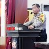 Karo SDM, Tak Henti hetinya Mengingatkan Penerimaan Anggota Polri Tidak Dibayar