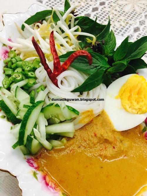 Cik Wan Kitchen Laksa Siam Sedap Yang Amat