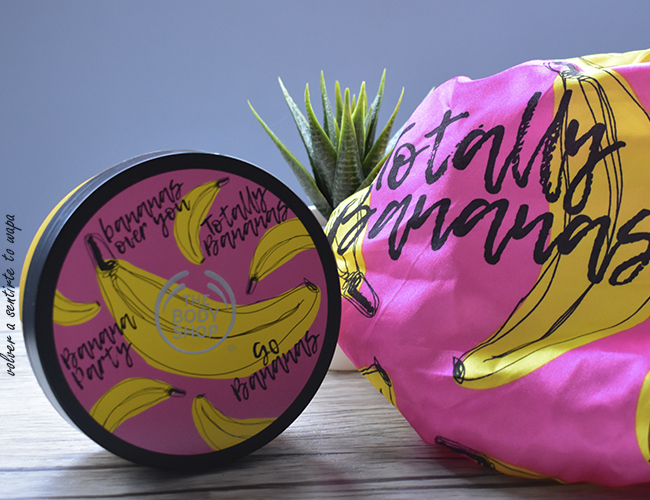 Manteca Corporal de Banana de The Body Shop
