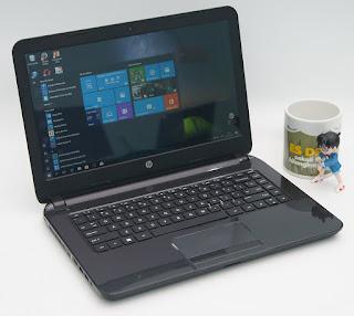 Jual Laptop Gaming HP 14-G102AU Bekas
