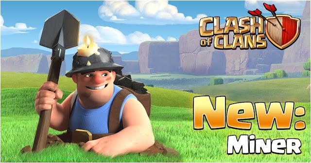 Update Terbaru Clash of Clans Clash of Clans Mei 2016 New Troops dan New Spell