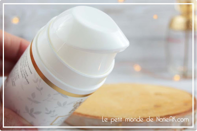 soin visage nourrissant et réparateur bio  Made in France