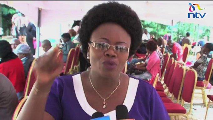 Video: Kenyan woman MP backs polygamy