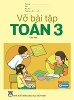 Vở Bài Tập Toán Lớp 3 Tập 2 - Nhiều Tác Giả