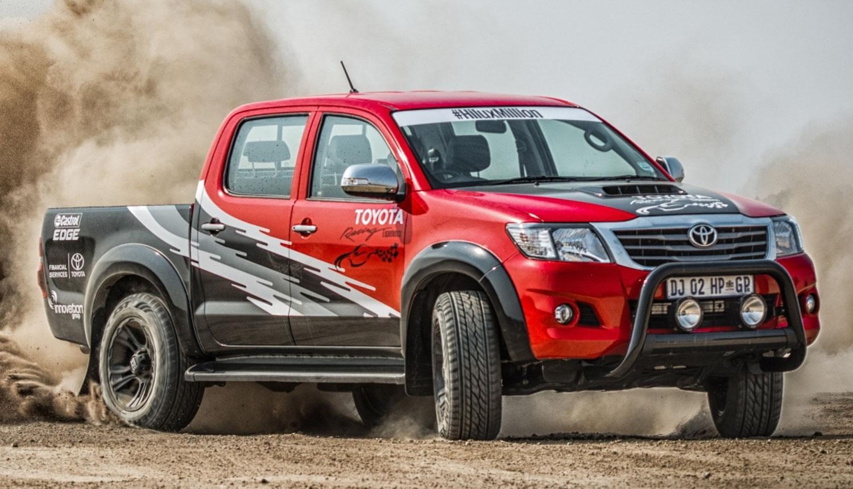 Toyota Hilux là một trong những chiếc bán tải ăn khách nhất thế giới