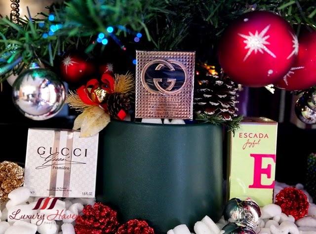 christmas gifts escada perfumes gucci fragrance reviews