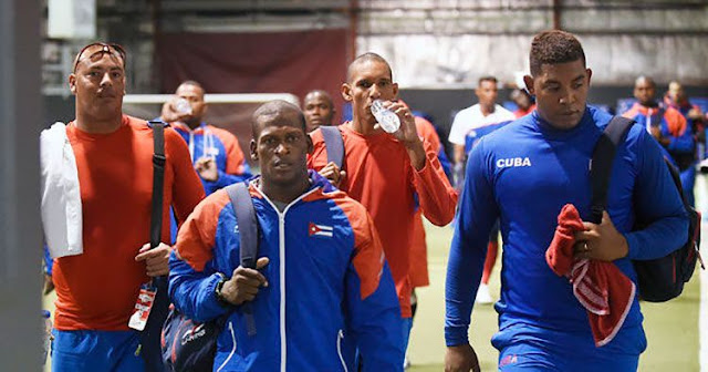 Equipo Cuba de beisbol, Liga Can Am