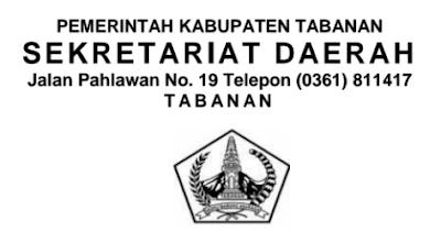 Lowongan Kerja Non CPNS Tenaga Kesehatan Kabupaten Tabanan Tahun 2017