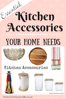 Kitchen Accessories ideas decor essentials Kitchen makeover interiors
