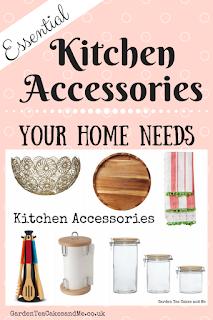 Kitchen Accessories ideas decor essentials Kitchen makeover interiors