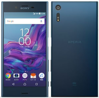 Download Firmware Sony Xperia XZ SOV34 - Nougat - 7.0